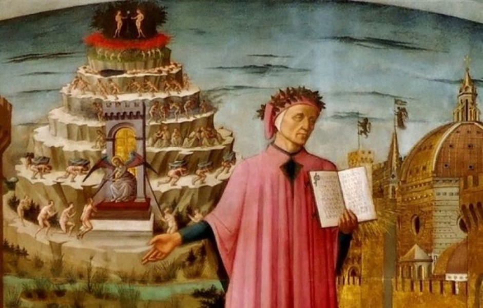 Intervista a Dante - Celebrazioni per i 700 anni dalla morte