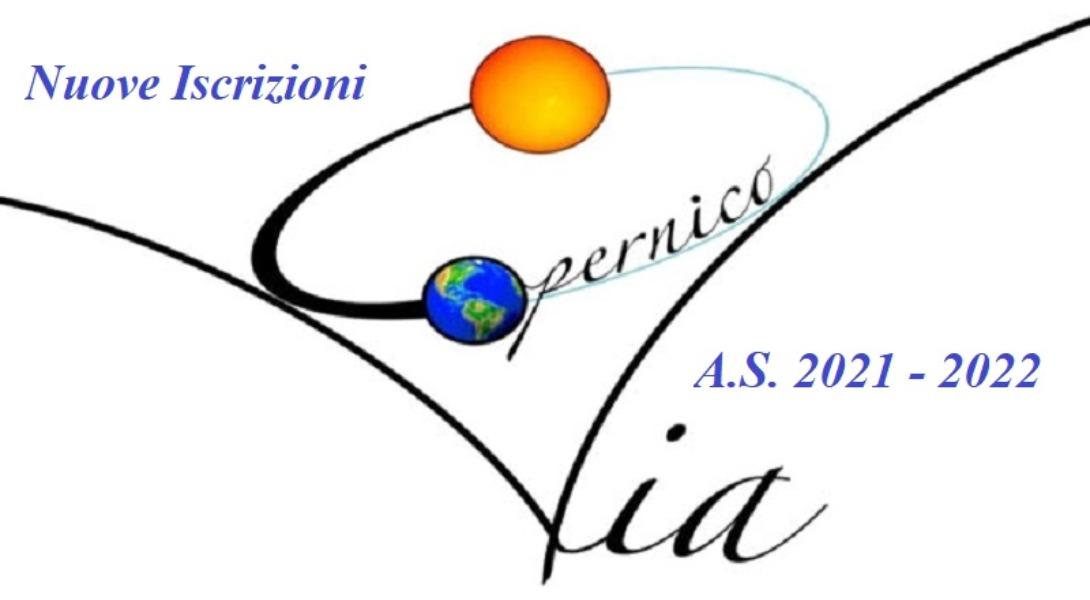 Iscrizioni A.S. 2021 - 2022